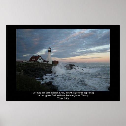¡Faro, buscando la esperanza! Póster