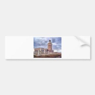 Faro Etiqueta De Parachoque