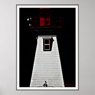Faro con el cuervo, Calamityjan Poster