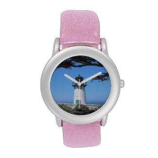 Faro costero relojes