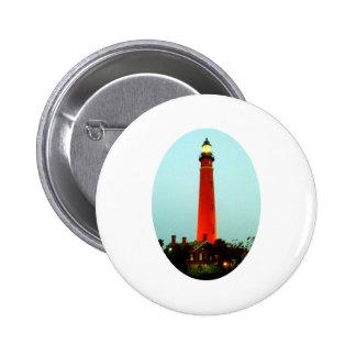Faro Daytona o los regalos de Zazzle del MUSEO Pin