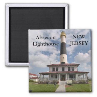 Faro de Absecon, imán de New Jersey