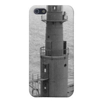 Faro de Algoma Pierhead iPhone 5 Carcasa