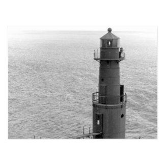 Faro de Algoma Pierhead Postal