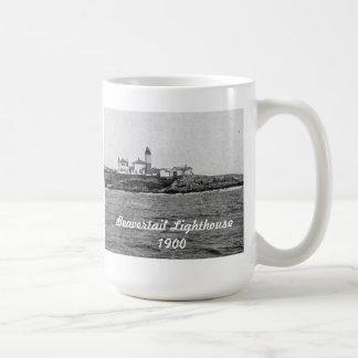 Faro de Beavertail - taza 1900
