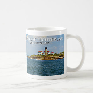 Faro de Beavertail, taza de Rhode Island