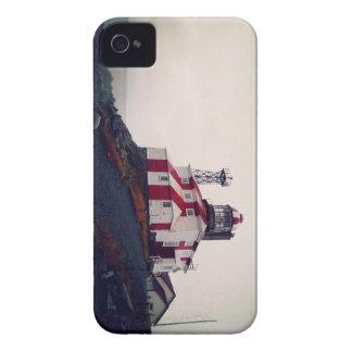 Faro de Bonavista del cabo Case-Mate iPhone 4 Funda