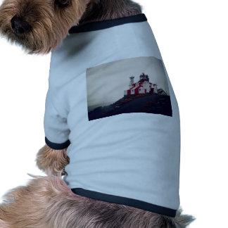 Faro de Bonavista del cabo Camisetas Mascota