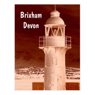 Faro de Brixham Postales