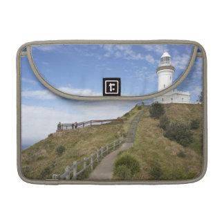 Faro de Byron del cabo, cabo Byron (Australia 2 Funda Macbook Pro