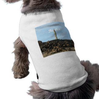 Faro de California en Aruba Camiseta De Perrito