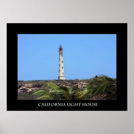 faro de California Impresiones