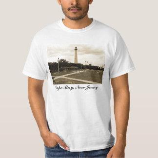 Faro de Cape May Camisas
