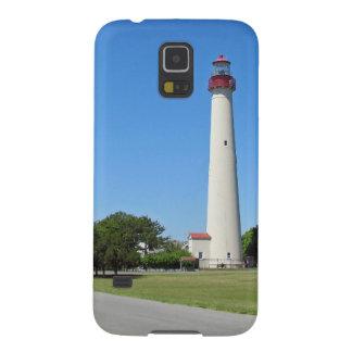 Faro de Cape May Fundas Para Galaxy S5
