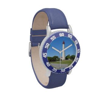 Faro de Cape May Reloj