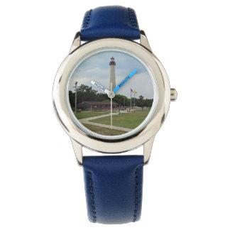 Faro de Cape May Reloj De Mano
