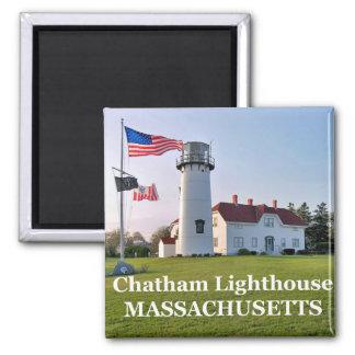 Faro de Chatham, imán de Massachusetts