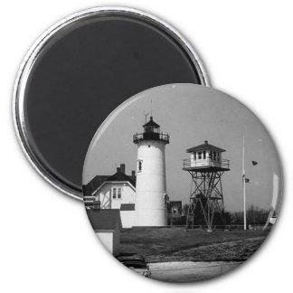 Faro de Chatham Imán Redondo 5 Cm