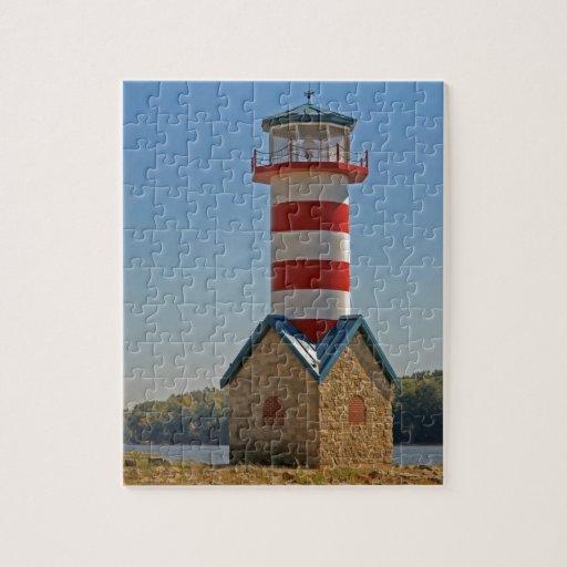 Faro de Grafton Puzzles Con Fotos