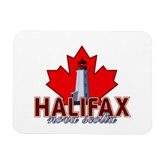 Faro de Halifax Imán Flexible