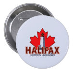 Faro de Halifax Pin