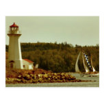 Faro de Halifax Postal