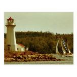 Faro de Halifax Postales
