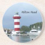 Faro de Hilton Head Posavaso Para Bebida