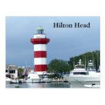 Faro de Hilton Head Postales
