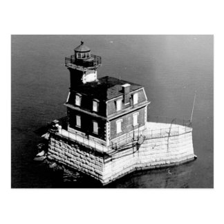 Faro de Hudson-Atenas Tarjetas Postales