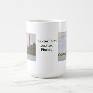 Faro de Júpiter Taza