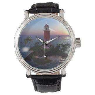 Faro de Keflu Reloj