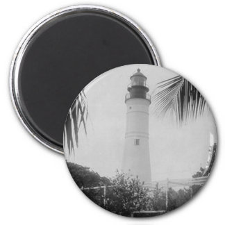 Faro de Key West Imanes De Nevera