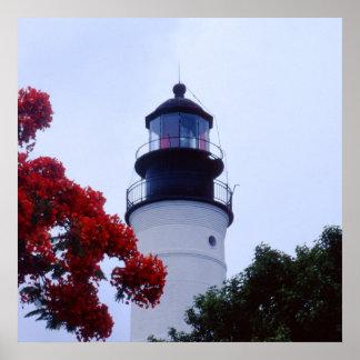 Faro de Key West Impresiones
