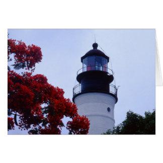 Faro de Key West Tarjetas