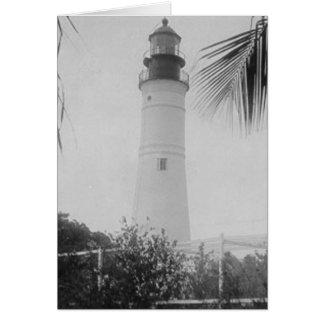 Faro de Key West Felicitacion
