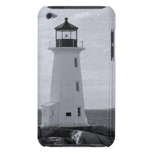 Faro de la ensenada de B&W Peggy Case-Mate iPod Touch Carcasa
