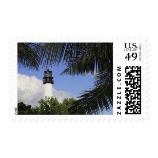 Faro de la Florida del cabo de Bill Baggs, Bill Sellos Postales