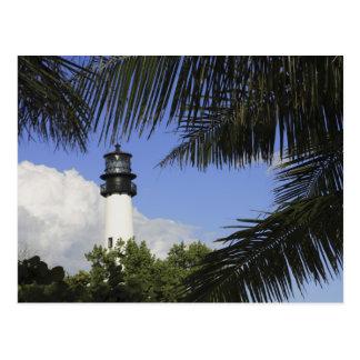 Faro de la Florida del cabo de Bill Baggs, Bill Tarjeta Postal