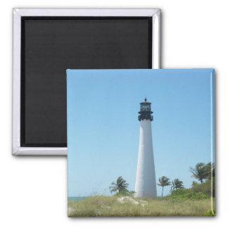 Faro de la Florida del cabo Iman