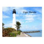 Faro de la Florida del cabo Postal