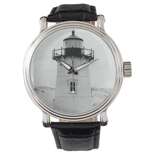 Faro de la gama de Ipswich Relojes De Pulsera