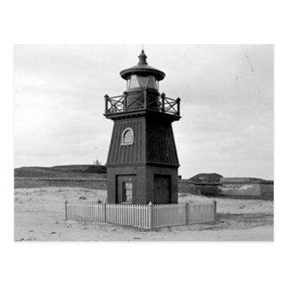 Faro de la gama de la isla de Sullivan Postales