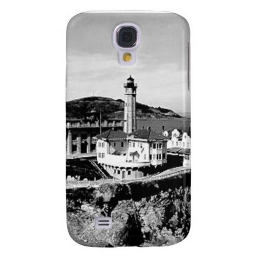 Faro de la isla de Alcatraz Funda Para Galaxy S4