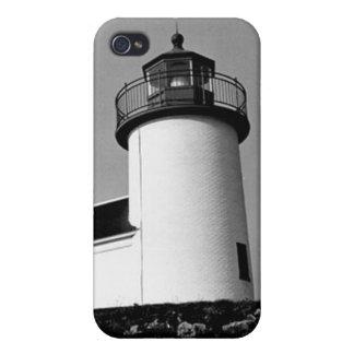 Faro de la isla de Curtis iPhone 4/4S Fundas