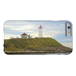 Faro de la isla de Faulkners, Connecticut Funda Barely There iPhone 6