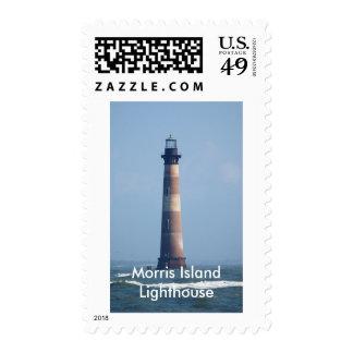 Faro de la isla de Morris