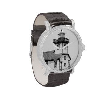 Faro de la isla de Patos Relojes