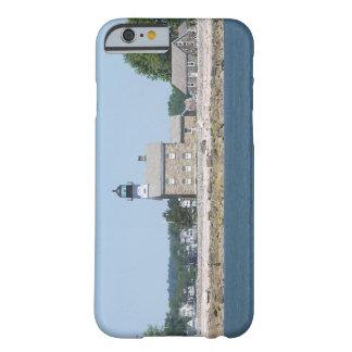 Faro de la isla de Sheffield, Connecticut Funda Barely There iPhone 6