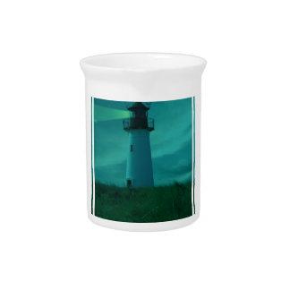 Faro de la jarra ligera